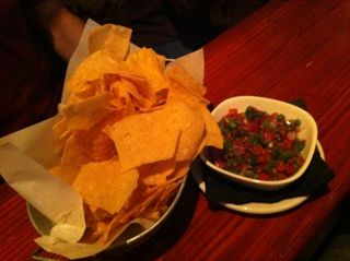 CM chips and salsa